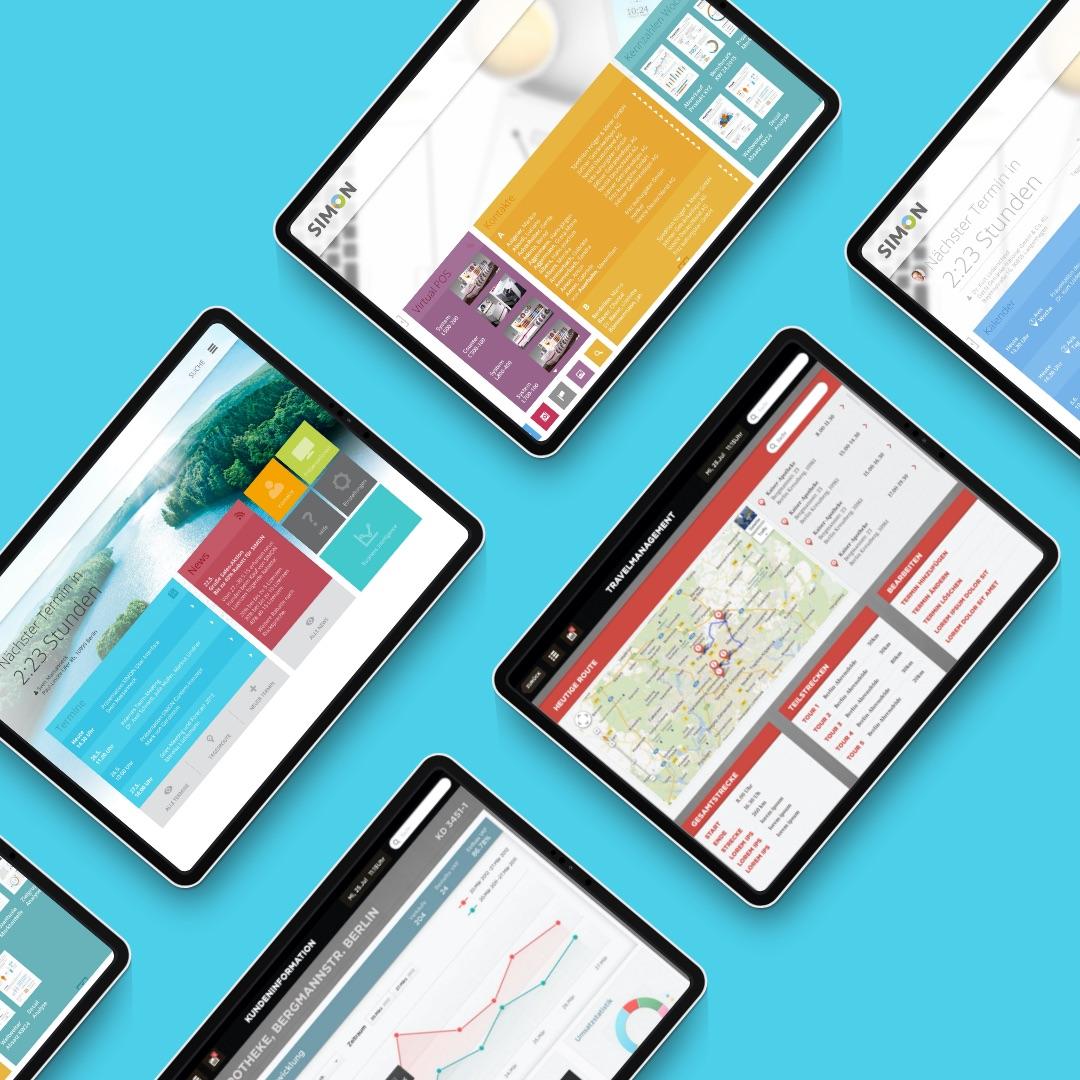 Sales Software für den Außendienst im Pharma-Bereich