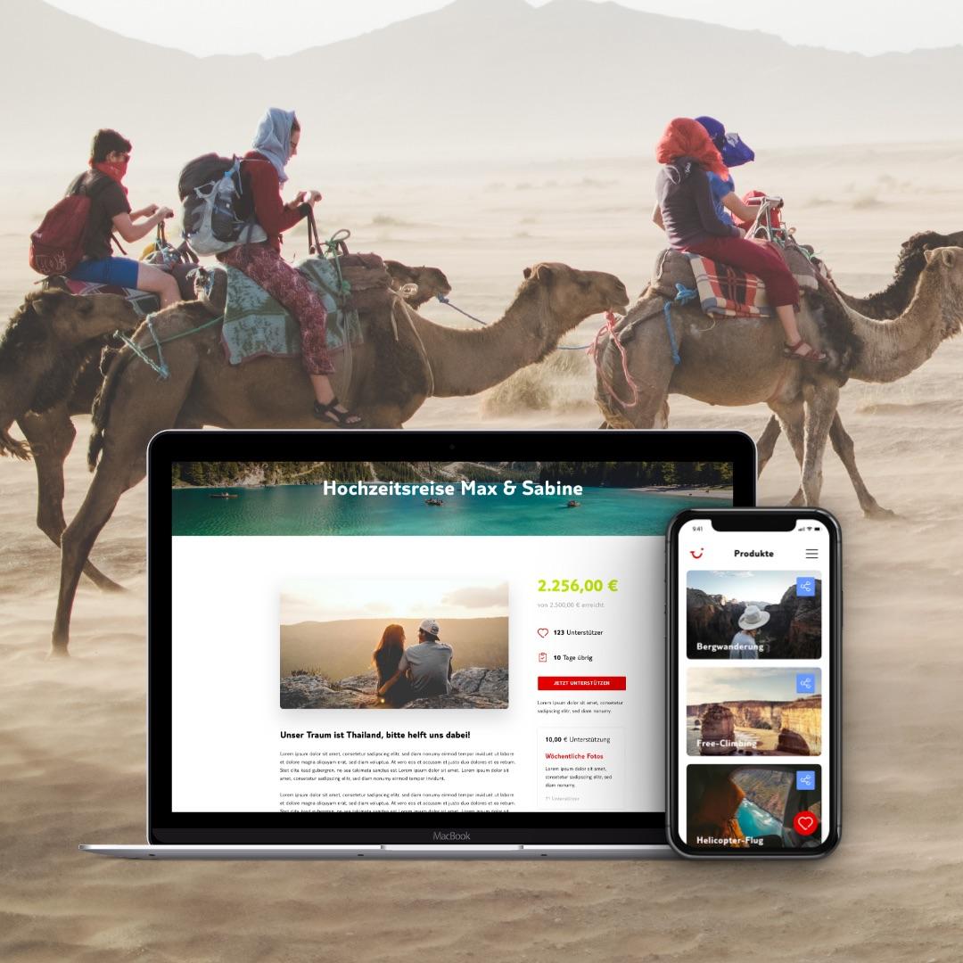 tui-travelstarter-app-website