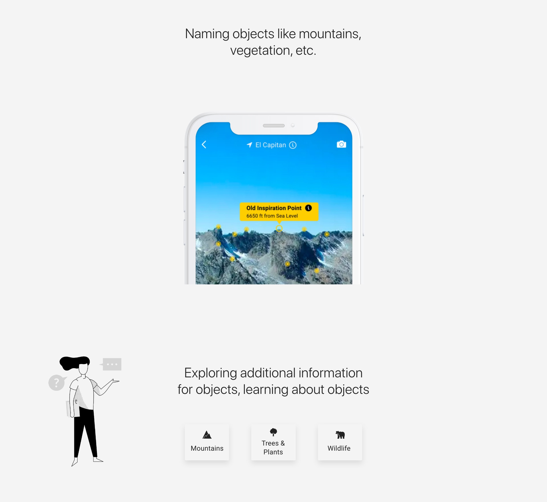 Augmented Reality Nature App 03