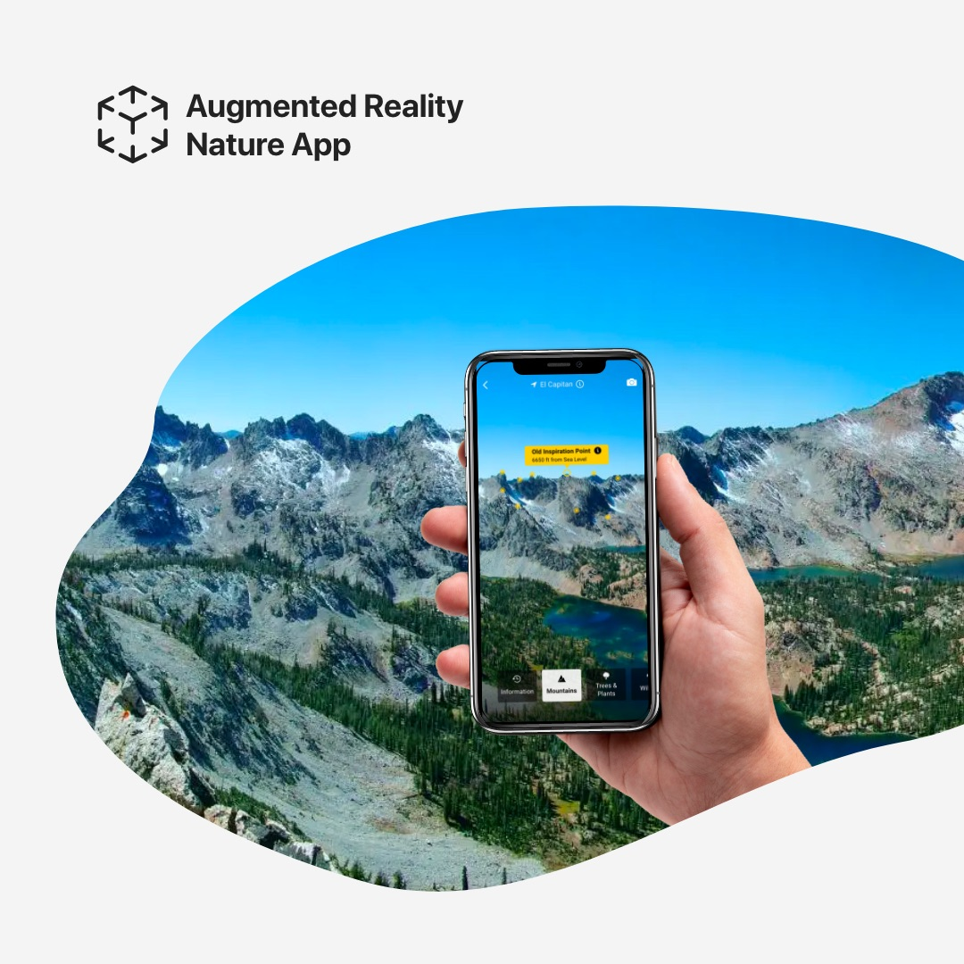 Augmented Reality Nature App