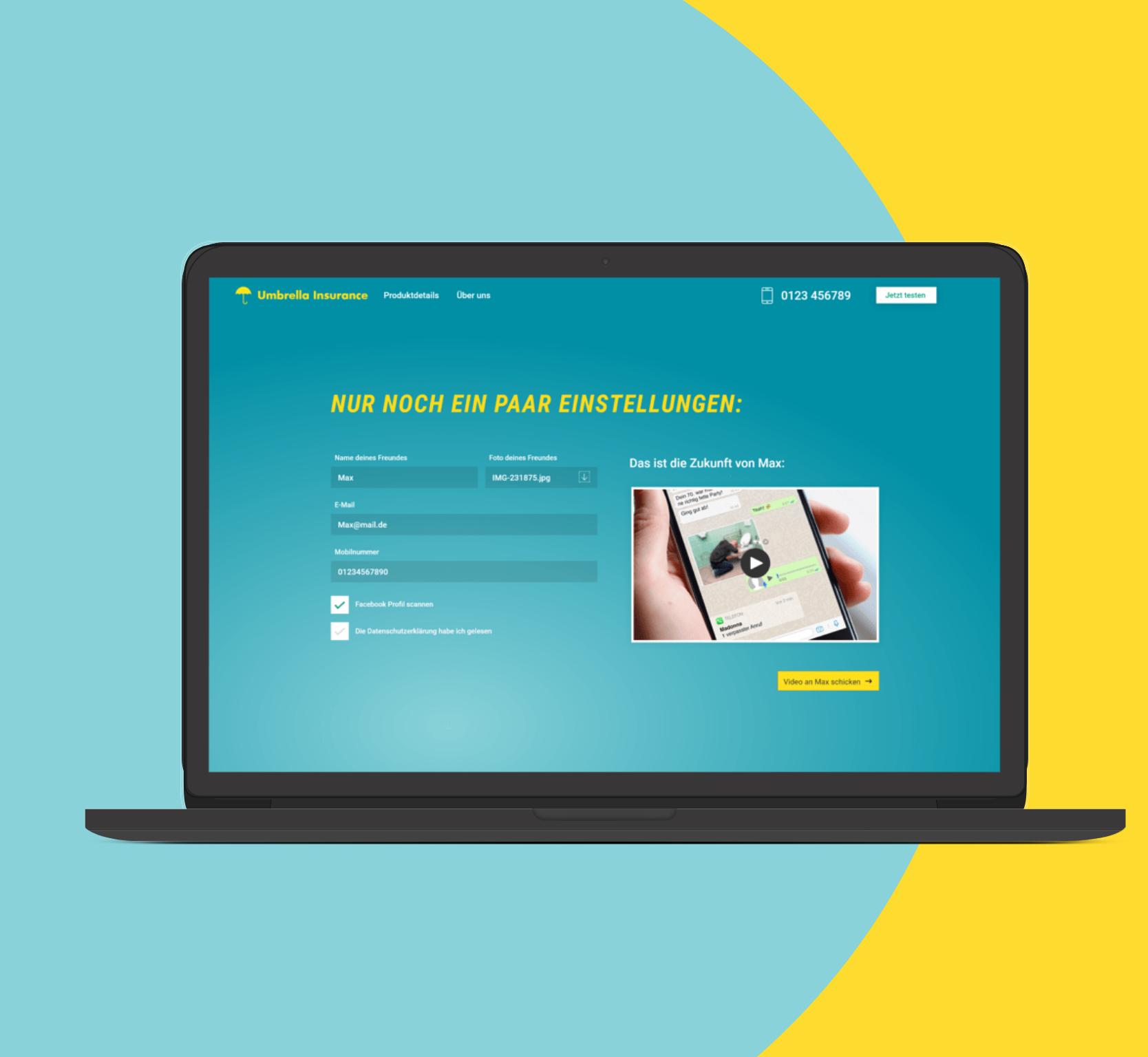Campaign Landingpage Creative 02