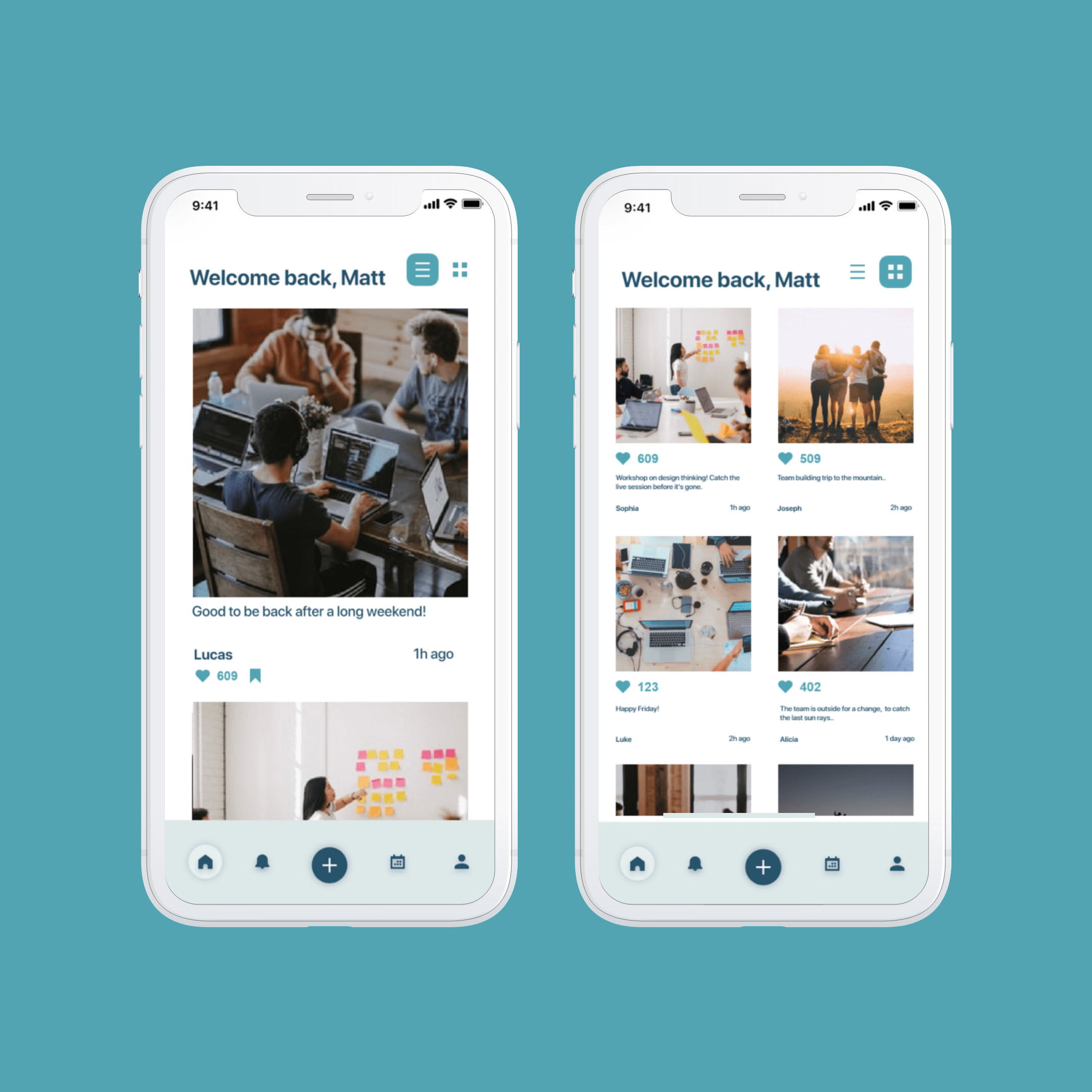 content-collect-social-media-app