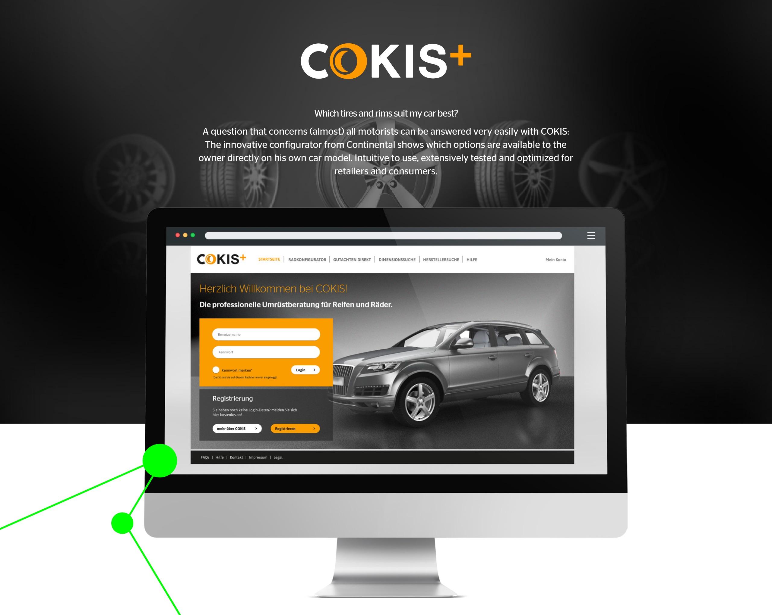 Continental Tire Configurator Web 01