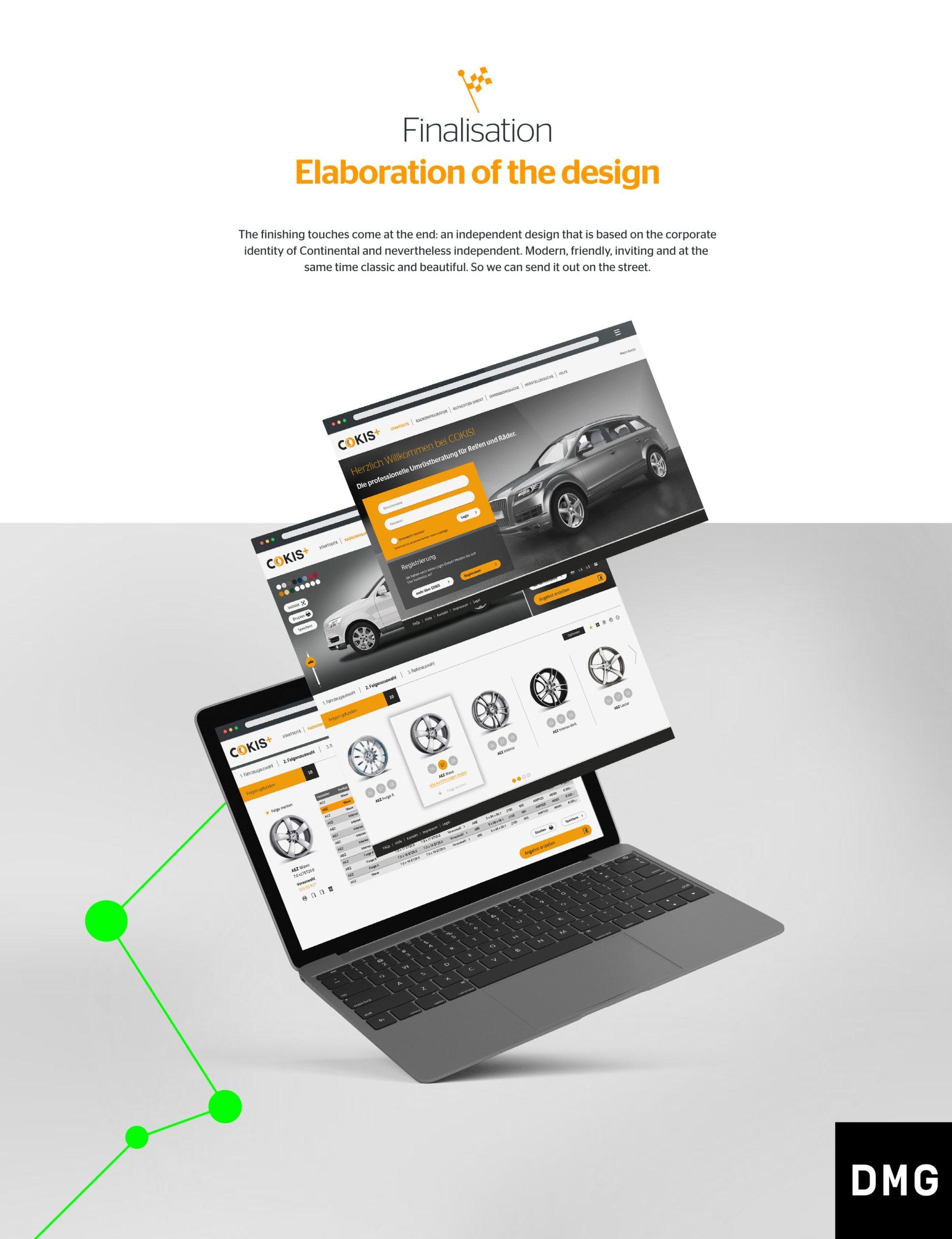 Continental Tire Configurator Web 04