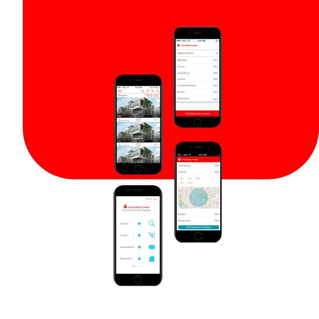 Sparkasse Finanzportal App Cover