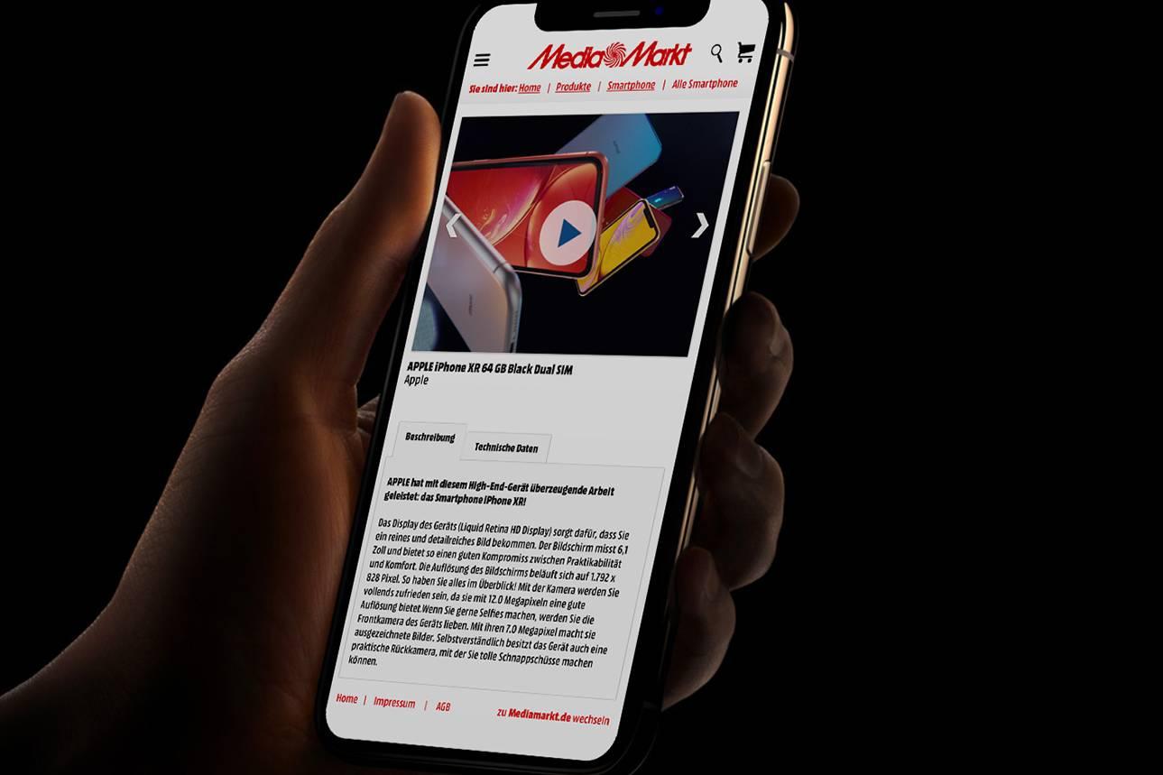 MediaMarkt Mobile Shopping App