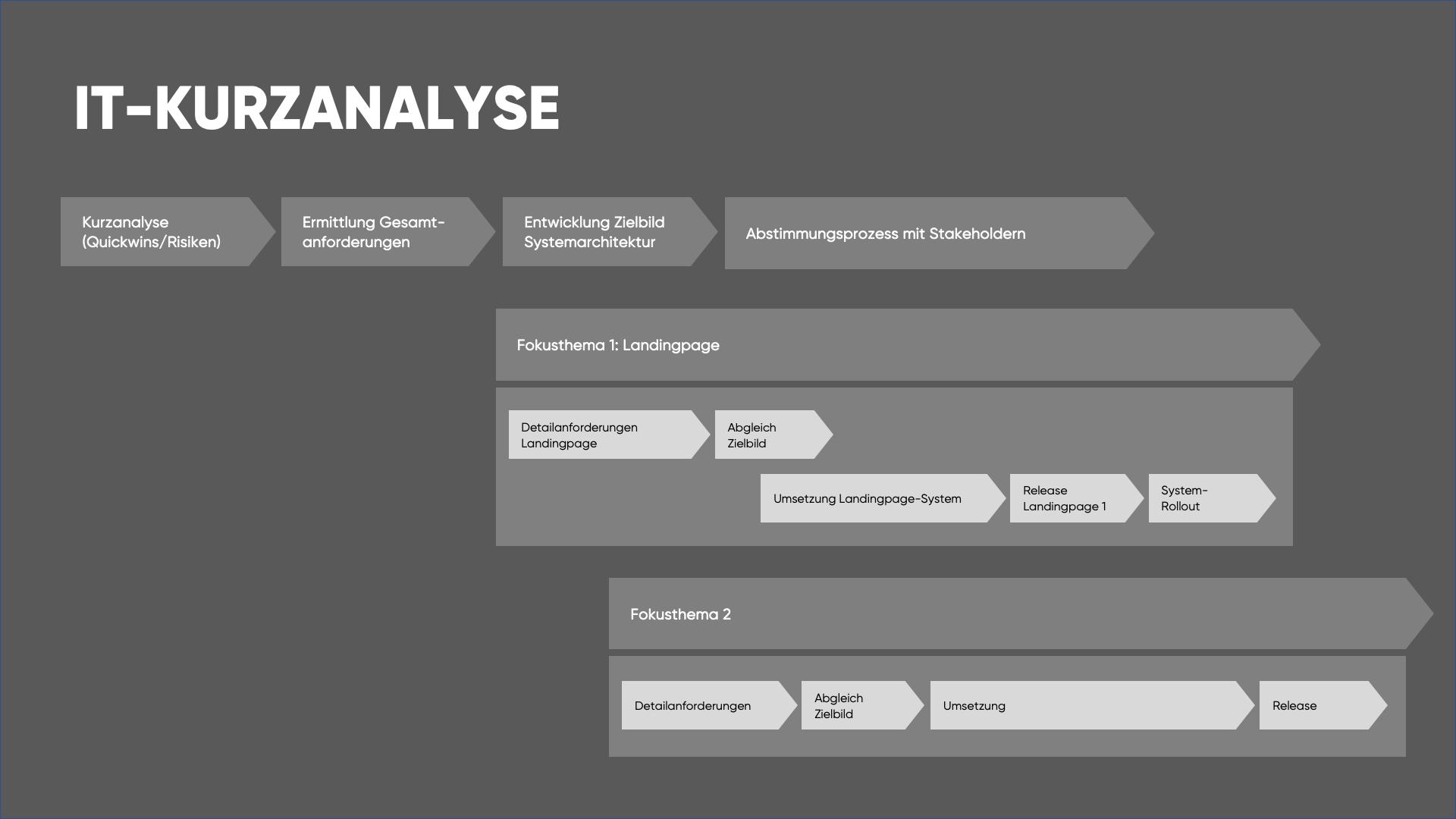 IT-Kurzanalyse